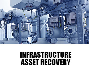 Precision decomm INFRASTRUCTURE ASSET RECOVERY DIVISION