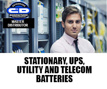 STATIONARY, UPS, UTILITY, AND TELECOM BATTERY DIVISION
