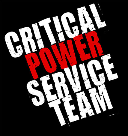 Critical Power Service Team