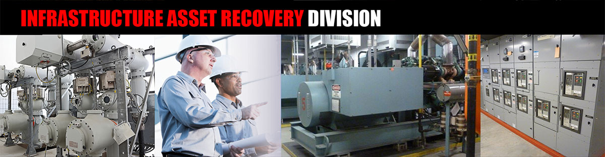 INFRASTRUCTURE ASSET RECOVERY DIVISION